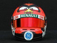 Genial! Angry Birds na F1!