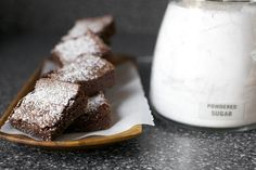 Smitten Kitchen. deb's favorite brownies uses unsweetened chocolate