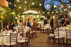 Wonderful venue! Chairs and centerpieces are perfect. Wedding details. Exquisite color and details for this wedding reception!