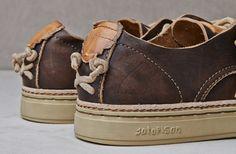 SATORISAN VAQUERO DARK BROWN http://satorisan.com/en/product/kioku-vaquero-dark-brown  #sneaker #shoe #spring #summer #2015 #zapato #zapatilla #primavera #verano