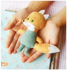 Carrot style: игрушки