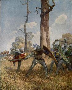 File:Boys King Arthur - N. C. Wyeth - p162.jpg - Wikimedia Commons