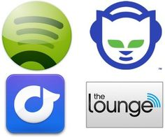 Streaming, best ways to listen to music without have to pay for CD's or audio files.
