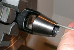Sharpening Dull Arch Punches Archpunch - Wurlitzer Tools Page - Randy A. Bergum OCTOS