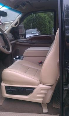 08-12 Crew Cab Front Seats Into Excursion - Ford Truck Enthusiasts Forums