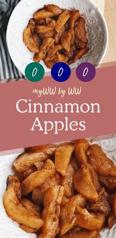 Delicious Weight Watchers Cinnamon Apples, valuing ZERO SmartPoints! My take on a low calorie version of Boston Market's cinnamon apples. Weight Watcher Dinners, Plan Weight Watchers, Petit Déjeuner Weight Watcher, Dessert Weight Watchers, Weight Watchers Lunches, Weight Watchers Breakfast, Weight Watcher Points, Weight Watchers Apple Recipes, Weight Watchers Recipes With Smartpoints