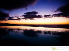 Amazing sunset at Four Seasons Resort Punta Mita by Jared Wilson (destination wedding photographer).