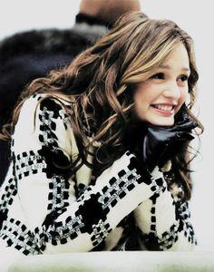 Blair Waldorf: Another great coat!