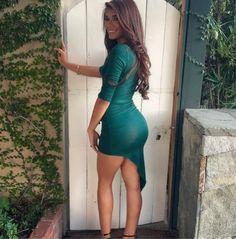 Hot girls in skin-tight dresses. Sexy Dresses, Tight Dresses, Nice Dresses, Short Dresses, Flattering Dresses, Short Skirts, Party Dresses, Hot Dress, Dress Skirt