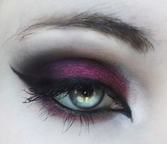 So gorgeous, I have to do this look!!