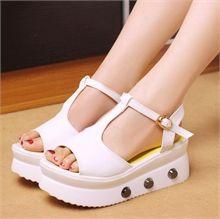 Giày sandal đế bánh mì G279