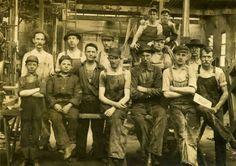 Antique photo: Labor Day