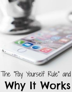 """The """"Pay Yourself Rule"""" And Why It Works. – The Frugal Cottage"""