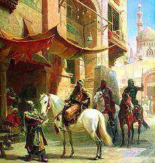 arab marketplace   Bedouin Arabian Horses