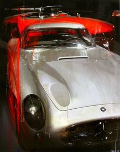Racing Legends 28 by Markus Haub by Le Siants Galerie, via Flickr