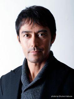 阿部寛   Hiroshi Abe