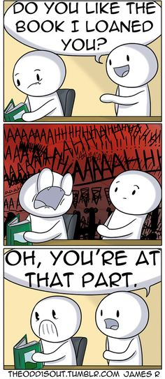 These 25+ Funny Comics By Theodd1sout Have The Most Unexpected Endings
