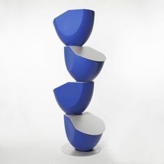 #bright #blue #Ecovo #Ronda #Design #storage #unit