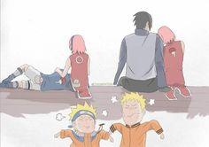 Naruto Sasuke Sakura, Sakura Haruno, Naruto Shippuden, Boruto, Team 7, Light Novel, Going To The Gym, Akatsuki, Family Guy
