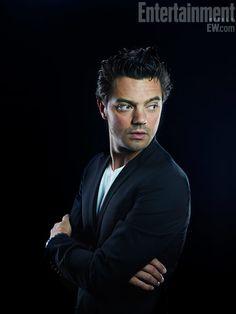 Dominic Cooper - Comic Con 2011