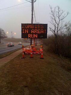 A public safety notice