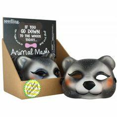 Seedling Bear Woodland Mask