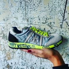 Premiata sneakers @premiata Vegan Shoes, Spring Summer 2016, Sneakers, Running Shoes, My Style, Boots, Fashion, Tennis, Runing Shoes