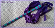 Ribbon Cat Toy  #DIYCatToy #CatToy