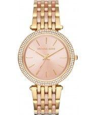 Ladies Michael Kors Ladies Darci Two Tone Steel Bracelet Watch 179.00 Watches2U