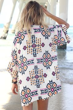 Print robe