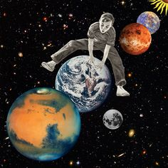 All Fun & Games - Eugenia's Collages