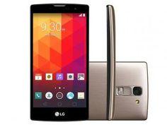 """Smartphone LG Prime Plus TV 8GB Dual Chip 3G - Câm. 8MP Tela 5"""" Proc. Quad Core Cartão 8GB de R$ 929,00 por R$ 829,00."""