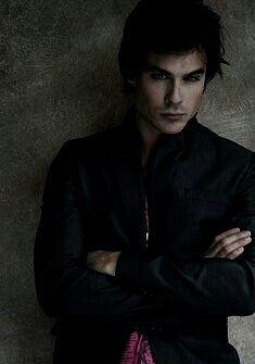 Stop staring at me with those gorgeous eyes. OK. Don't. #IanSomerhalder #TVD