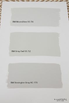 How to Pick White and Grey Paint Colors | So Much Better With Age