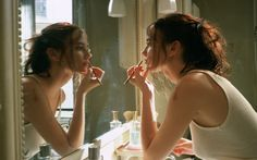 """The Dreamers"""" (2003) Directed by Bernardo Bertolucci, this film covers the disturbing, incestuous relationship between an American college student and a pair of French siblings. Despite the subject matter, the film is visually beautifully, and full of Eva Green wearing fantastic clothes."""
