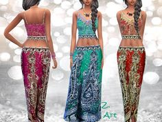 Bollylook outfit by Zuckerschnute20 at TSR