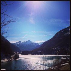 #Alleghe #lake #dolomites #dolomiti #dolomiten #lago #civetta #italy #italia