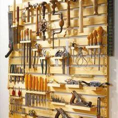 Rangement outils - Marie Claire Idées