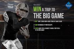 Enter to win free trip for four to the big game! #Sweepstakes #Daily #Big #Win #Vacation #Sports #BigGame #SuperBowl
