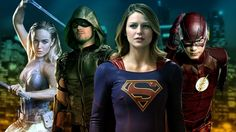 First Teaser for Supergirl / The Flash / Arrow / Legends of Tomorrow Crossover Released - IGN
