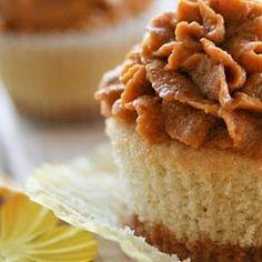 #Pumpkin #Pie #Cupcakes