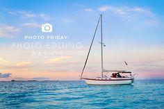 Photo Friday: Photo Editing Basics | lahowind.com | kimberlyjoyphoto.com