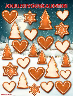 Avaa luukku ja voita joka päivä palkintoja! http://www.joulukalenterit.fi/kalenteri/sini2016/