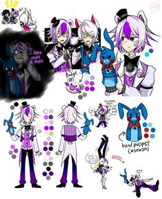 So,I will start my FNAF human design with FFPS (includes Salvaged Animatronics) first.And soon after that,start back with FNAF 1 until SL. Fnaf 4, Anime Fnaf, Game Character, Character Design, Gas Mask Art, Pole Bear, Fnaf Characters, Fnaf Drawings, Fnaf Sister Location