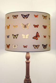 Daniel Croyle Ltd  - Butterfly Lampshade