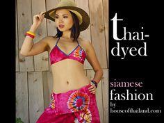 Thai Dye style.