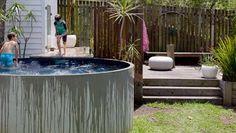 Brisbane Auchenflower plunge pool