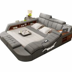 Ultimate Luxury Bed