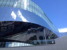 Great materials and reflections Built Environment, Birmingham, Opera House, Architecture, Street, Building, Travel, Arquitetura, Buildings