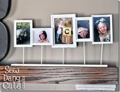 fun picture frames